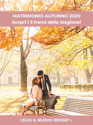 copertina report tren matrimonio autunno