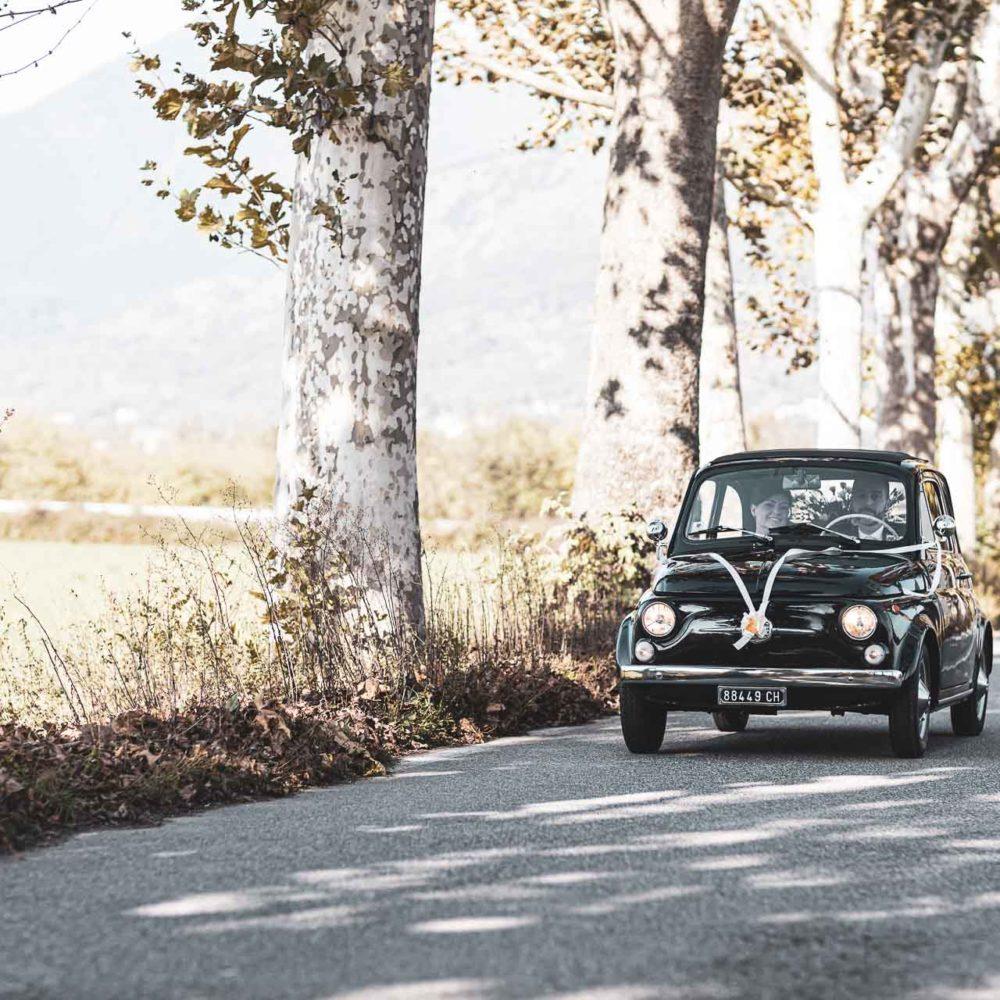 valentina esposito fotoreporter matrimonio autunno sposi in arrivo in 500 viale alberato
